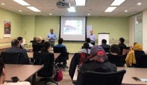 ITMD Program Spring 2019 Admission info session at HealthForceOntario